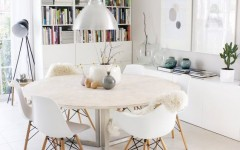 white dining rooms design Fresh White Dining Rooms Design Fresh White Dining Rooms Design 06 240x150