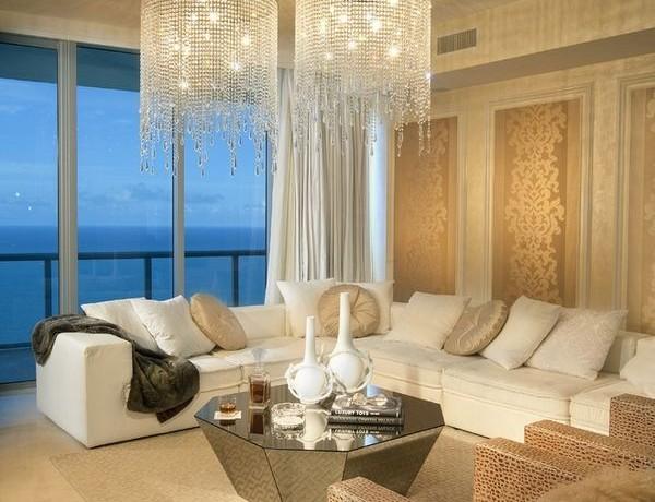 luxury chandeliers for living room Luxury Chandeliers for Living Room Luxury chandelier for your living room 3 600x460