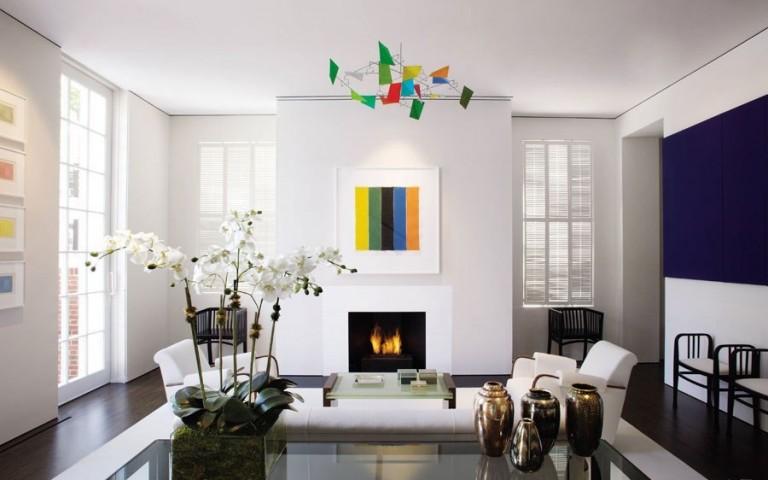 all white living room design ideas