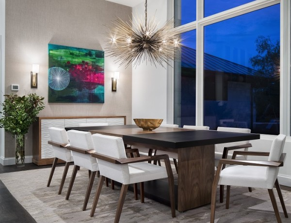 dining room decoration Dining Room Decoration – 10 Ideas On How To Beautify It Dining Room 1 sm 600x460