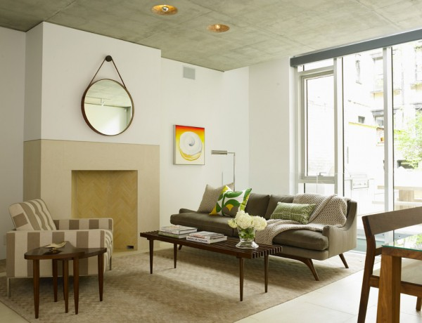 how to decorate with round mirrors your living room How to Decorate with Round Mirrors your Living Room ? How to Decorate with Round Mirrors your Living Room 02 2 600x460