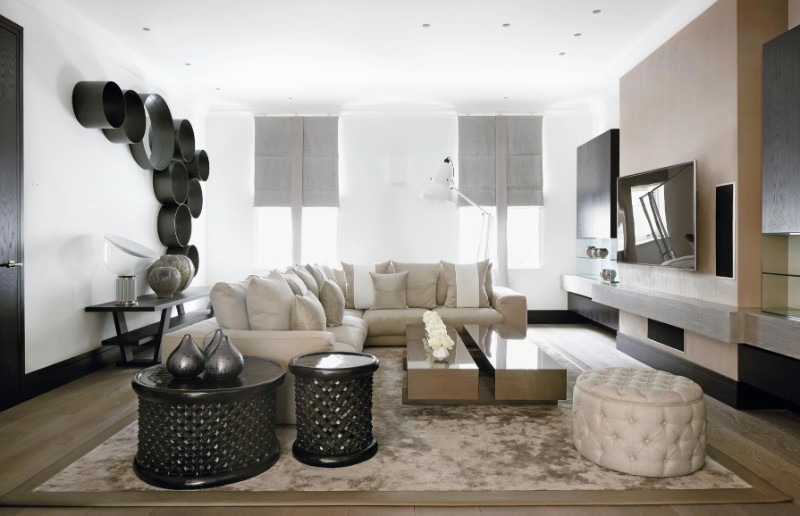 Kelly Hoppen, 10 Living Room Ideas kelly hoppen Kelly Hoppen, 10 Living Room Ideas Kelly Hoppen Living Room Ideas 1