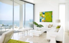 interior designers living room Outstading Interior Designers Living Room Decoration modern living room small space ultramodern small modern living room with white interior and green accent design 240x150