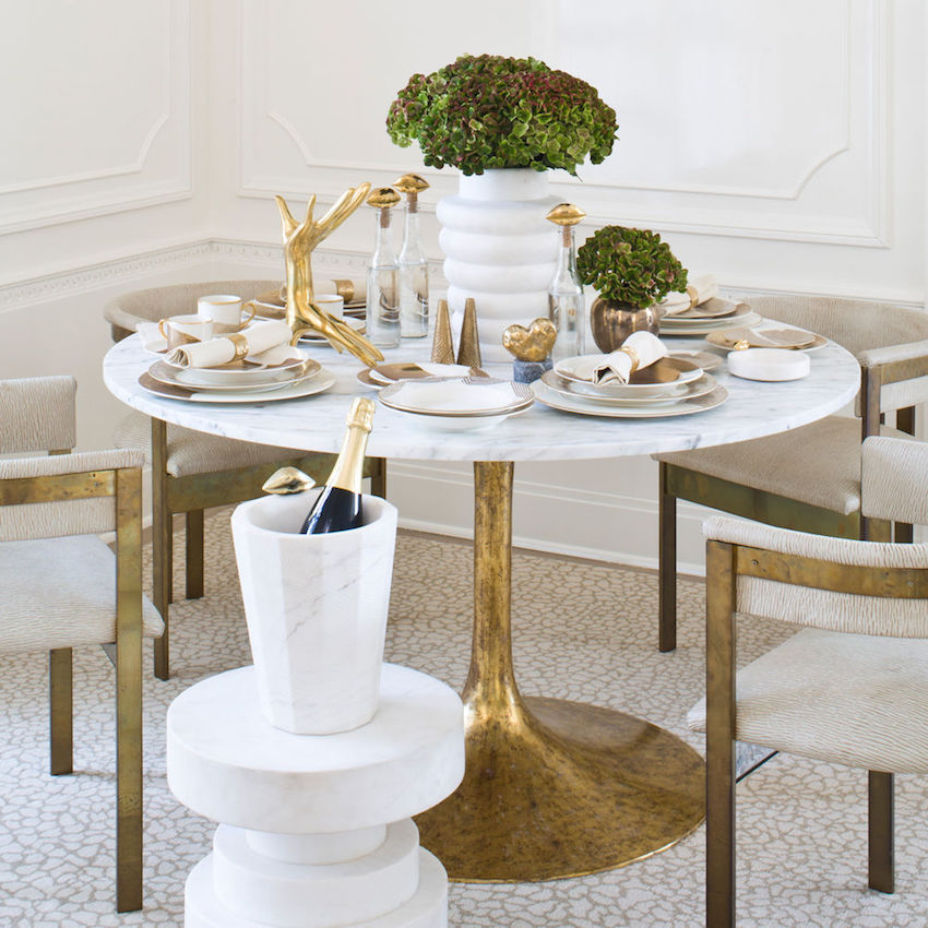 Dining Tables Ideas: Top 25 Of Amazing Modern Dining Table Decorating Ideas To