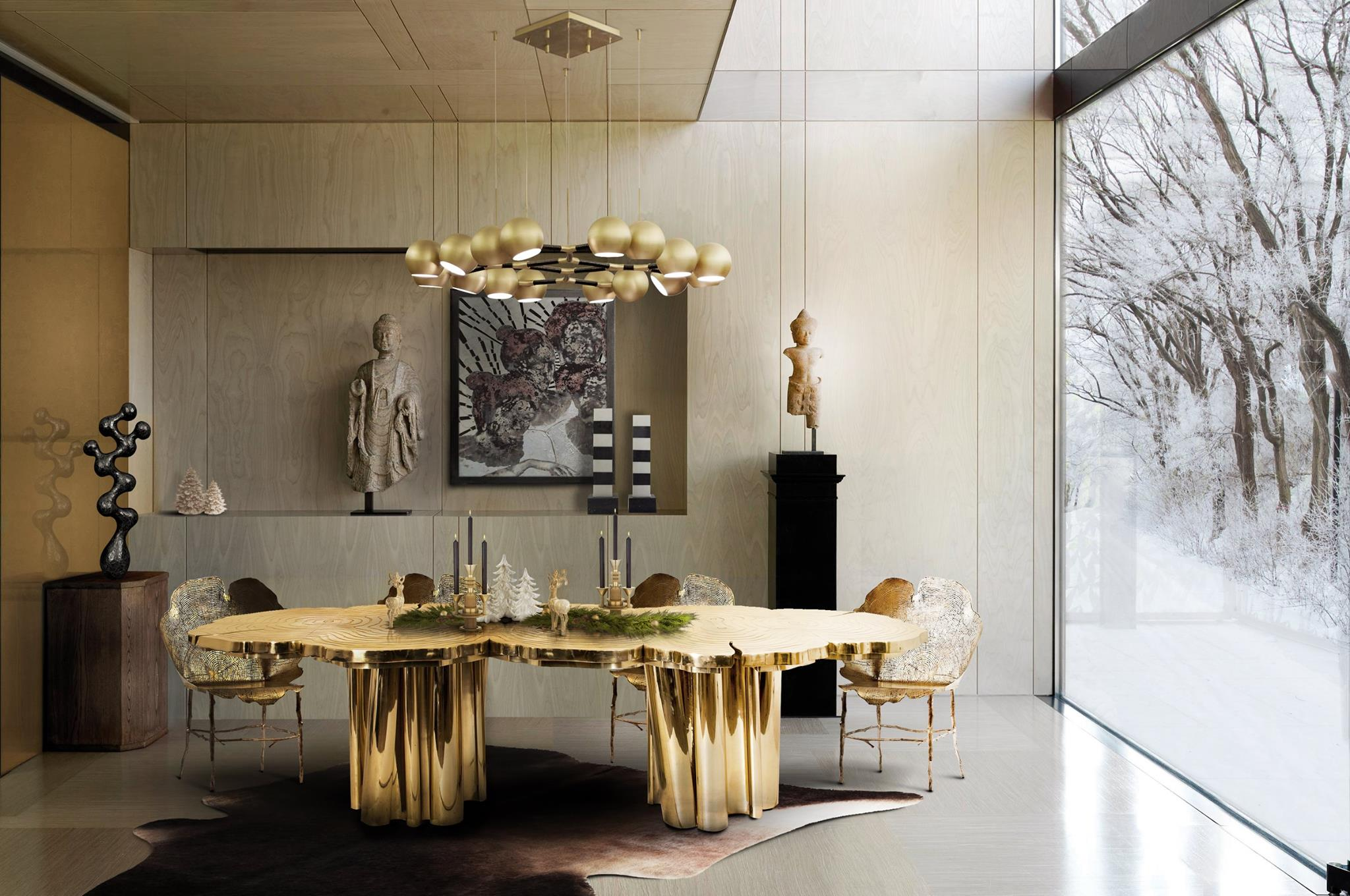 10 Amazing Dining Room Decoration Ideas That Will Delight You