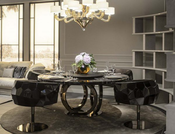 fall decor The Best Fall Decor to improve your Dining Room Designs 10 Amazing Dining Room Decoration Ideas That Will Delight You10 600x460