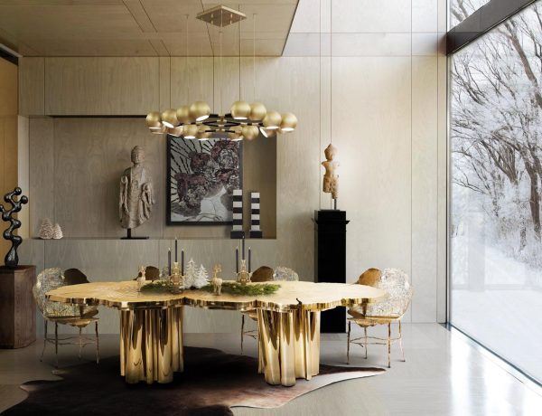 design pieces 10 Gorgeous Design Pieces to Create the Perfect Dining Room 10 Amazing Dining Room Decoration Ideas That Will Delight You7 600x460