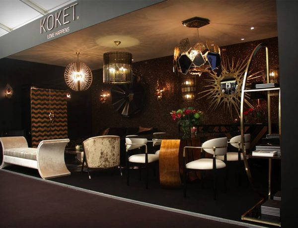 decorex international 2016 The Best Stands at Decorex International 2016 koket stand decorex 1 600x460