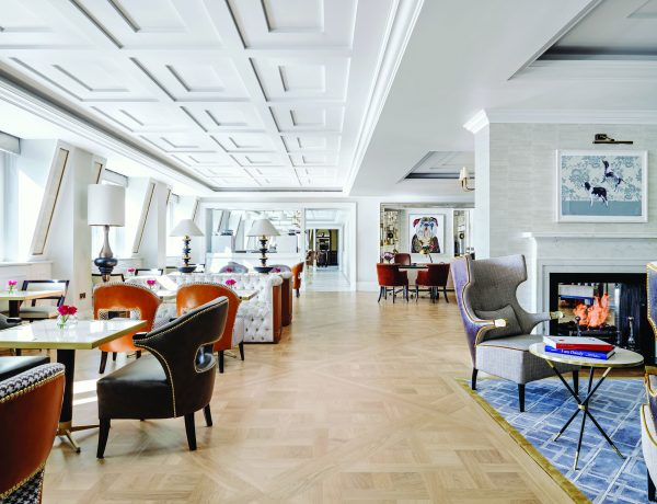 brabbu contract Discover The Best Hospitality Design Projects From Brabbu Contract The Langham London Hotel Richmond International UK 600x460