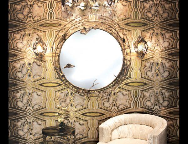 Wallpaper ideas Amazing Wallpaper Ideas for Your Living Room Amazing Wallpaper Ideas for Your Living Room8 600x460