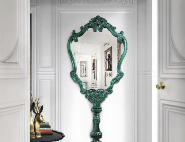 wall mirror designs The Most Beautiful Wall Mirror Designs for Your Living Room The Most Beautiful Wall Mirror Designs for Your Living Room8 600x460