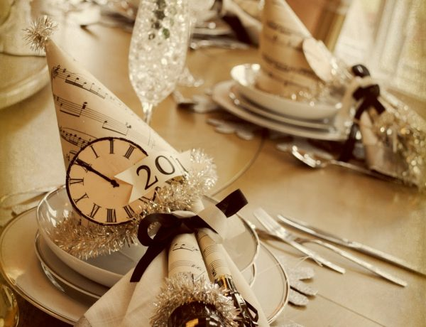 New Year's Eve Get a Luxury Table Setting for New Year's Eve Get a Luxury Table Setting for New Years Eve6 600x460
