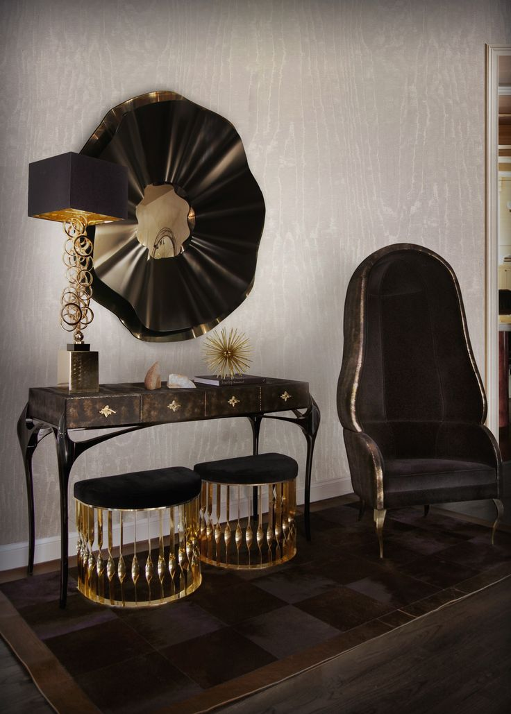 luxury home decor ideas 8 Luxury Home Decor Ideas with Dark Furniture Pieces 10 Luxury Home Decor Ideas with Dark Furniture Pieces4