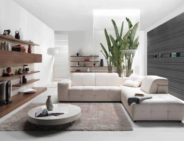 Modern White Living Room Decor 10 Modern White Living Room Decor That you will Love 10 Modern White Living Room Decor That you will Love5 600x460