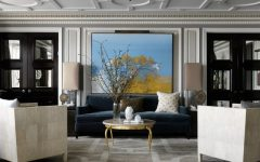 summer colors Get Inspired with These Summer Colors for your Home Amazing French Style Apartment designed by Jean Louis Deniot 240x150