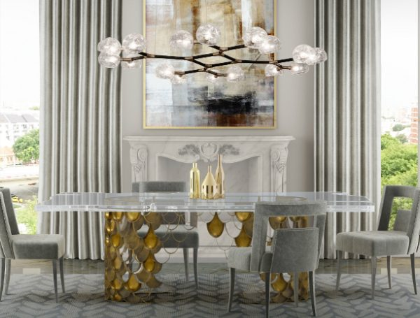 luxury design Luxury Design and Craftsmanship Summit 2018: Find Your Dining Room Inspiration cover 600x455