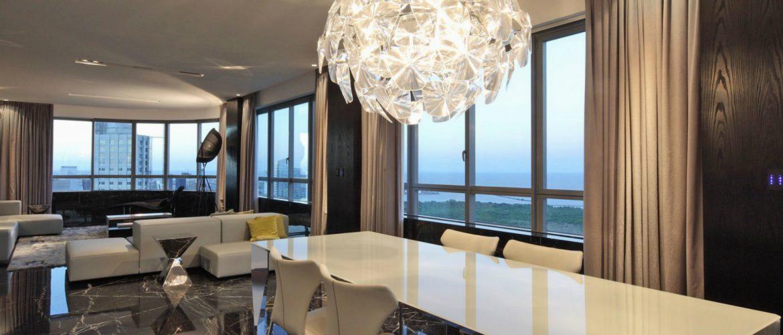 dining room lighting The Most Elegant Modern Dining Room Lighting Dining Room Lightning 5 1170x500  Dining and Living Room Dining Room Lightning 5 1170x500