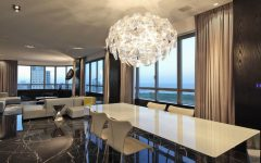 dining room lighting The Most Elegant Modern Dining Room Lighting Dining Room Lightning 5 240x150
