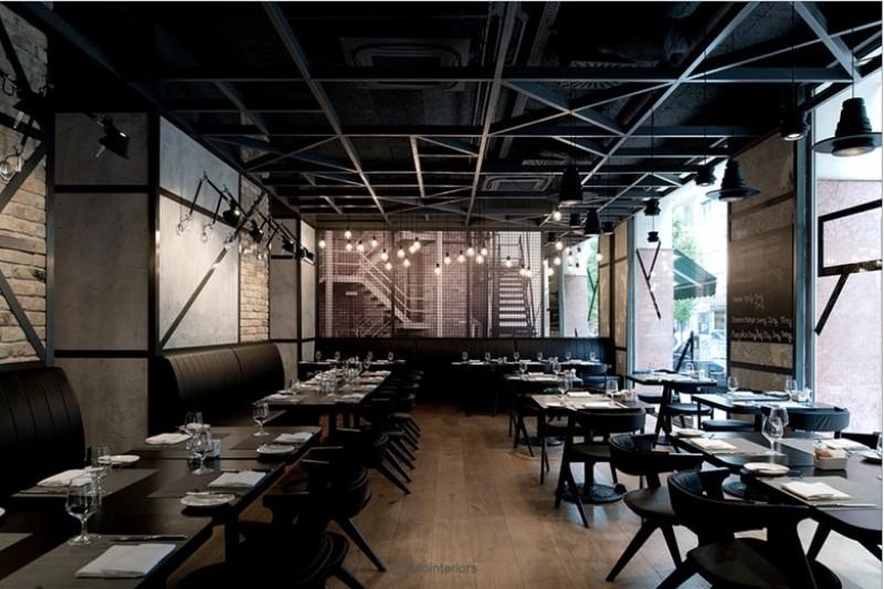Modern Restaurant Interior Design Ideas That Impress Everyone interior design ideas Modern Restaurant Interior Design Ideas That Impress Everyone Modern Restaurant Interior Design Ideas 6