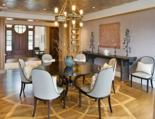 dining tables 7 Round Dining Tables in Classical Style Round Dining Table in Classial Style 11 600x460
