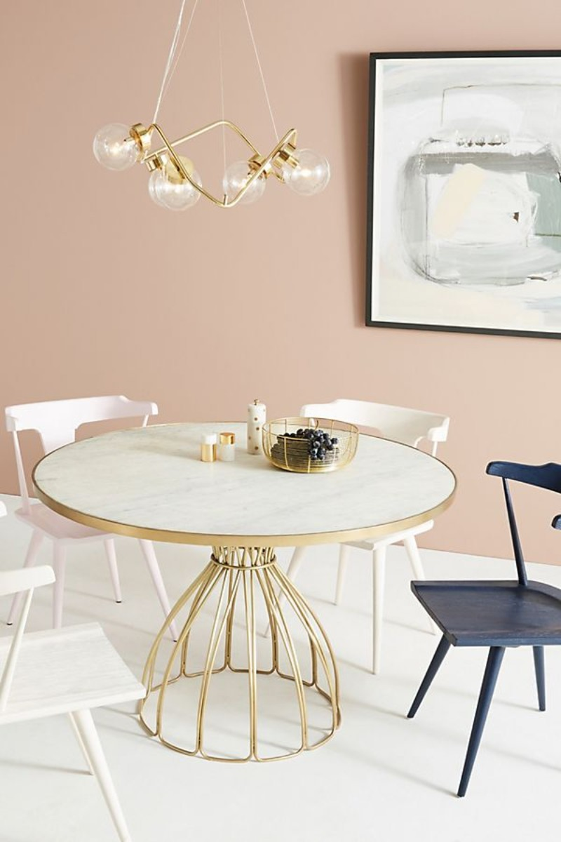 10 Small Dining Room Tables that Will Impress You dining room tables 10 Small Dining Room Tables that Will Impress You Small Dining Table 4 1