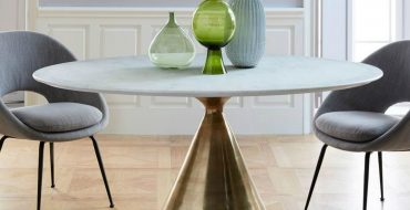 dining room tables 10 Small Dining Room Tables that Will Impress You Small Dining Table 79 370x190