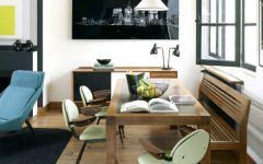 modern decor A Mix of Vintage and Modern Decor in a House in the City of Lights House Tour An Eclectic Mix of Vintage Furniture in a Paris Loft 5 1020x1359 1 240x150