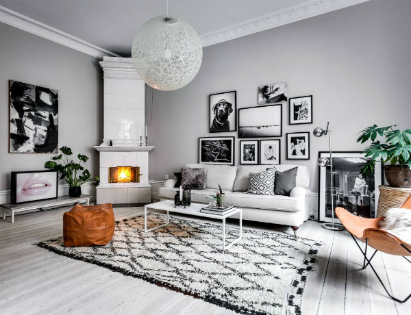Scandinavian Interior Design Scandinavian Interior Design Ideas for Your Living Room Scandinavian living room