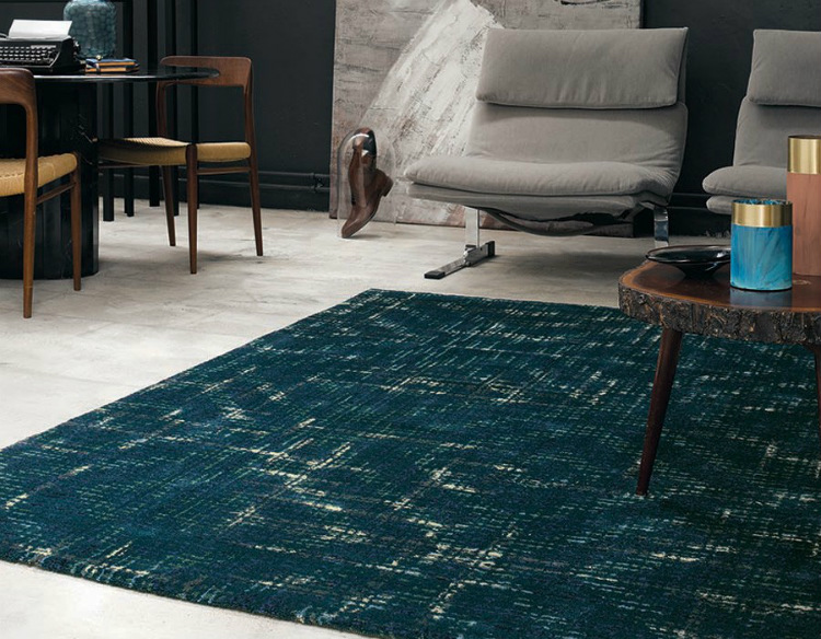 2019 Interior Design Trends to Turn a Space in a Sensorial Experience 2019 interior design trends 2019 Interior Design Trends to Turn a Space in a Sensorial Experience Bloome Rug by Ted Baker