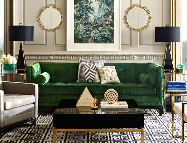 2019 interior design trends 2019 Interior Design Trends to Turn a Space in a Sensorial Experience More 2019 Interior Trends to Turn Your Space into a Real Sensorial Experience 600x459