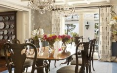 london fashion week The London Fashion Week Colors in Your Dining and Living Room beautiful dining room attractive 27 beautiful dining rooms that will make your jaw drop of 240x150