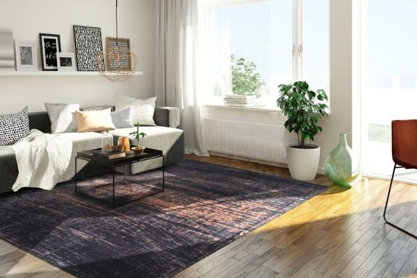 contemporary rugs The Most Dazzling Contemporary Rugs for Your Living Room Decor dywan soho copper 60x90cm 3 1 600x400