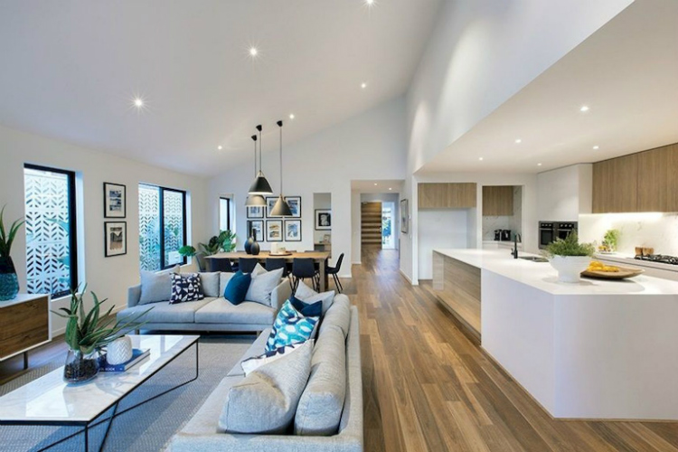 Open Plan Ideas for Your Dining and Living Room