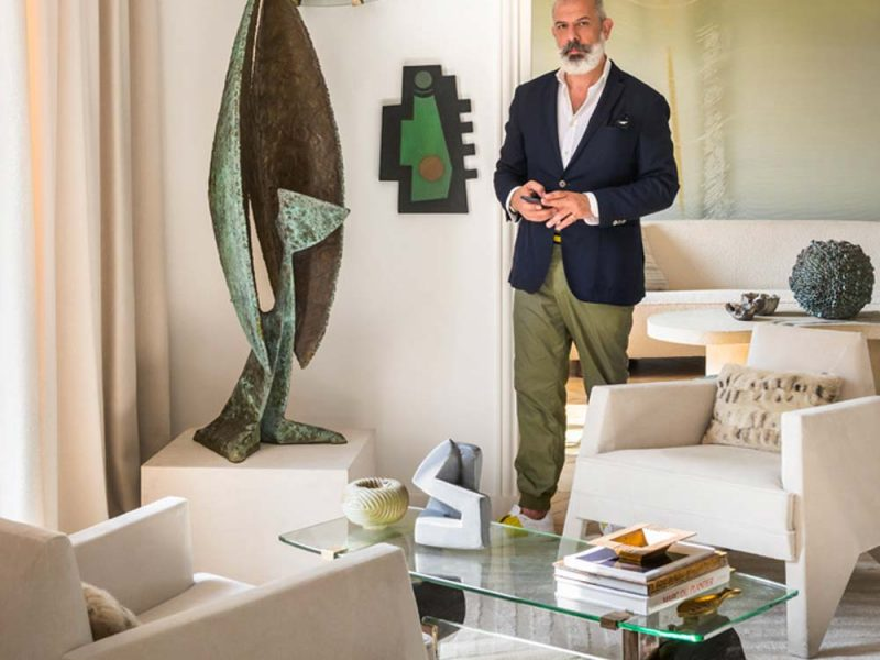 chahan minassian Chahan Minassian: The Cosmopolitan Interior Designer from Paris chahan0003 800x600  Dining and Living Room chahan0003 800x600