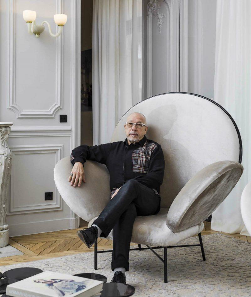 Gérard Faivre - Master of Emotion gérard faivre Gérard Faivre: Master of Emotion Gerard Faivre Eccentric Interior Designer9
