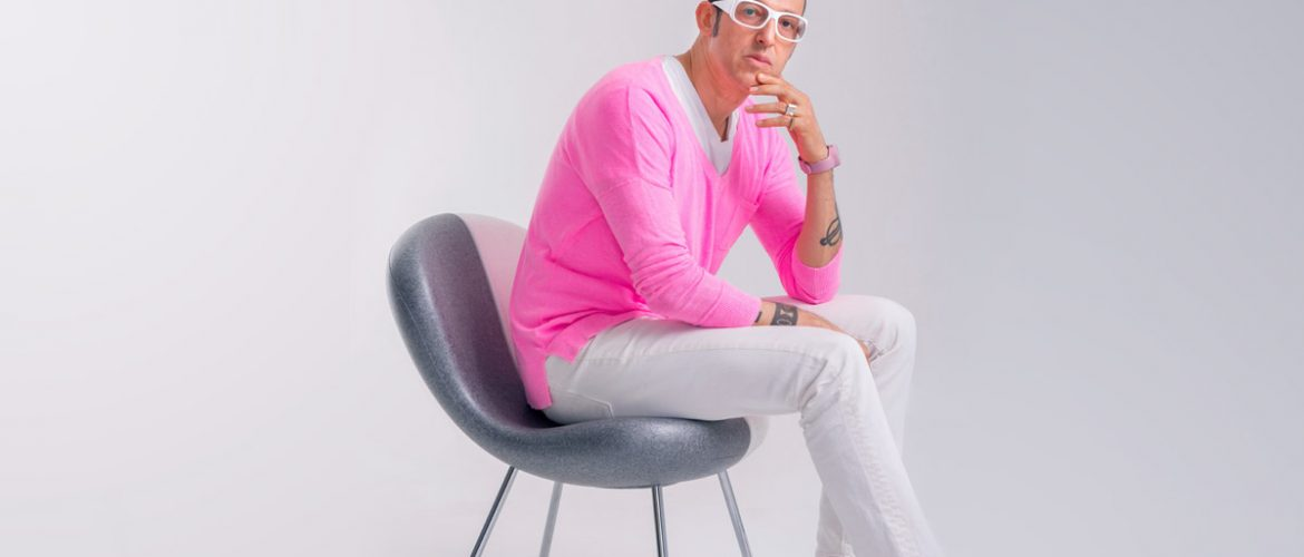karim rashid Karim Rashid: There's Only Endless Love. og 1170x500  Dining and Living Room og 1170x500