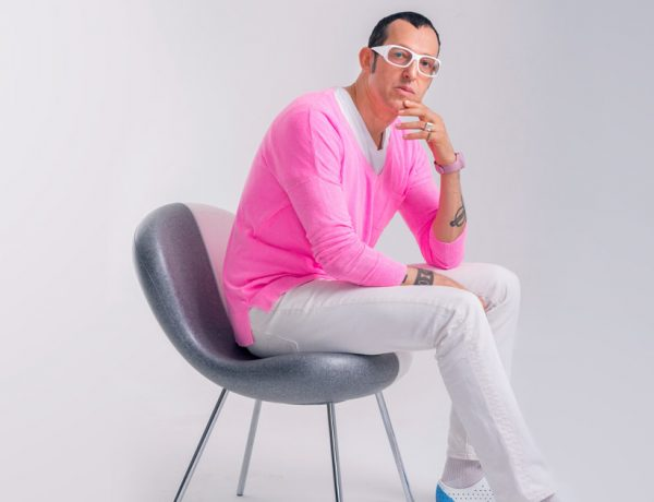 karim rashid Karim Rashid: There's Only Endless Love. og 600x460  Dining and Living Room og 600x460