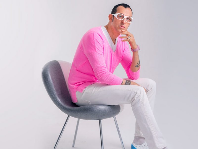 karim rashid Karim Rashid: There's Only Endless Love. og 800x600  Dining and Living Room og 800x600