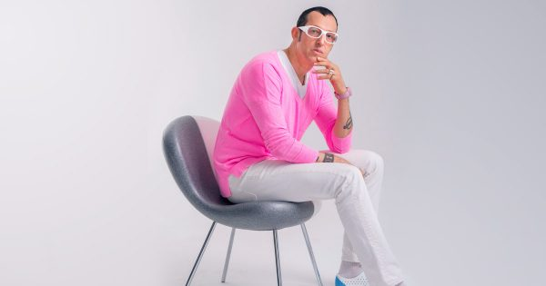 karim rashid Karim Rashid: There's Only Endless Love. og e1574274190360
