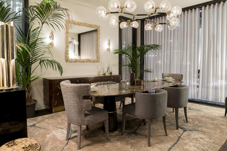 Best Dining Room Inspiration from Maison et Objet maison et objet Best Dining Room Inspiration from Maison et Objet Best Dining Room Inspiration from Maison et Objet 2