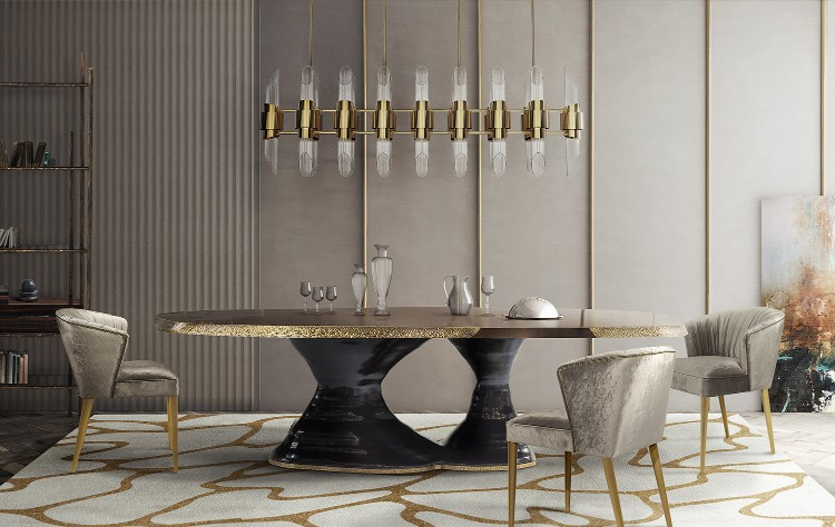 The Perfect Matches Of Furniture For Your Dining Room