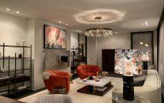 Living Room Inspiration from Maison et Objet
