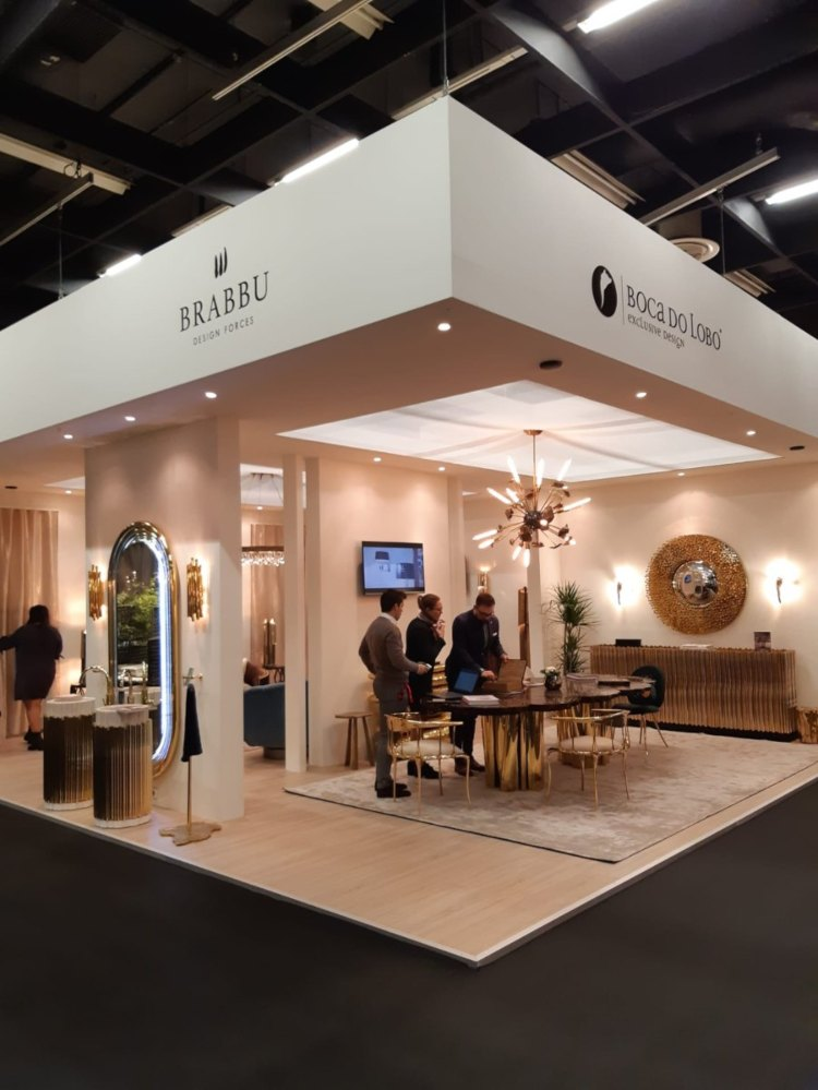 imm Cologne 2020 - Amazing Inspiration from the Tradeshow imm cologne 2020 imm Cologne 2020 – Amazing Inspiration from the Tradeshow imm Cologne 2020     BRABBU and Covet House   s Stand 1