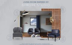 Uncensored Aesthetic Living Room by Dimore Studio
