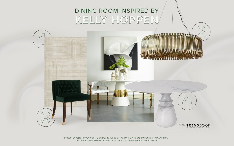 Clean and Neutral Dining Room Inspired by Kelly Hoppen clean Clean and Neutral Dining Room Inspired by Kelly Hoppen kelly hoppen 1