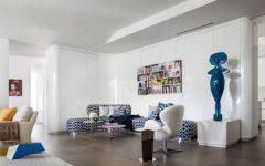 Eric Cohler Showflat with Zaha Hadid's Vision