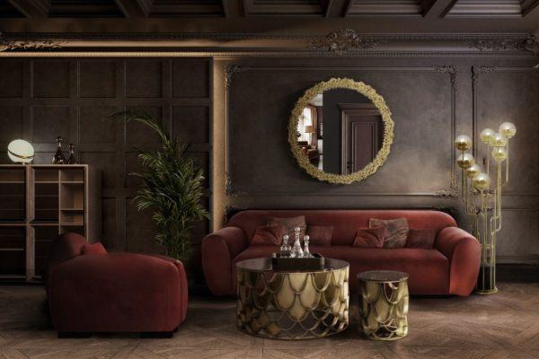 Modern Living Room Inspiration Brand New, Fresh and Sleek Decor