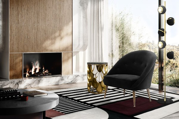 Room by Room Inspiration: The Living Room