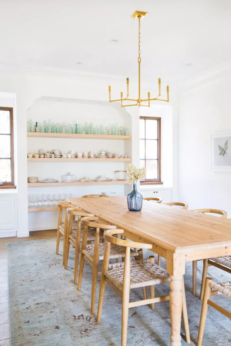 Farmhouse Chic - Dining Rooms that Will Take You to the Countryside farmhouse chic Farmhouse Chic – Dining Rooms that Will Take You to the Countryside Farmhouse Chic Dining Rooms that Will Take You to the Countryside 1