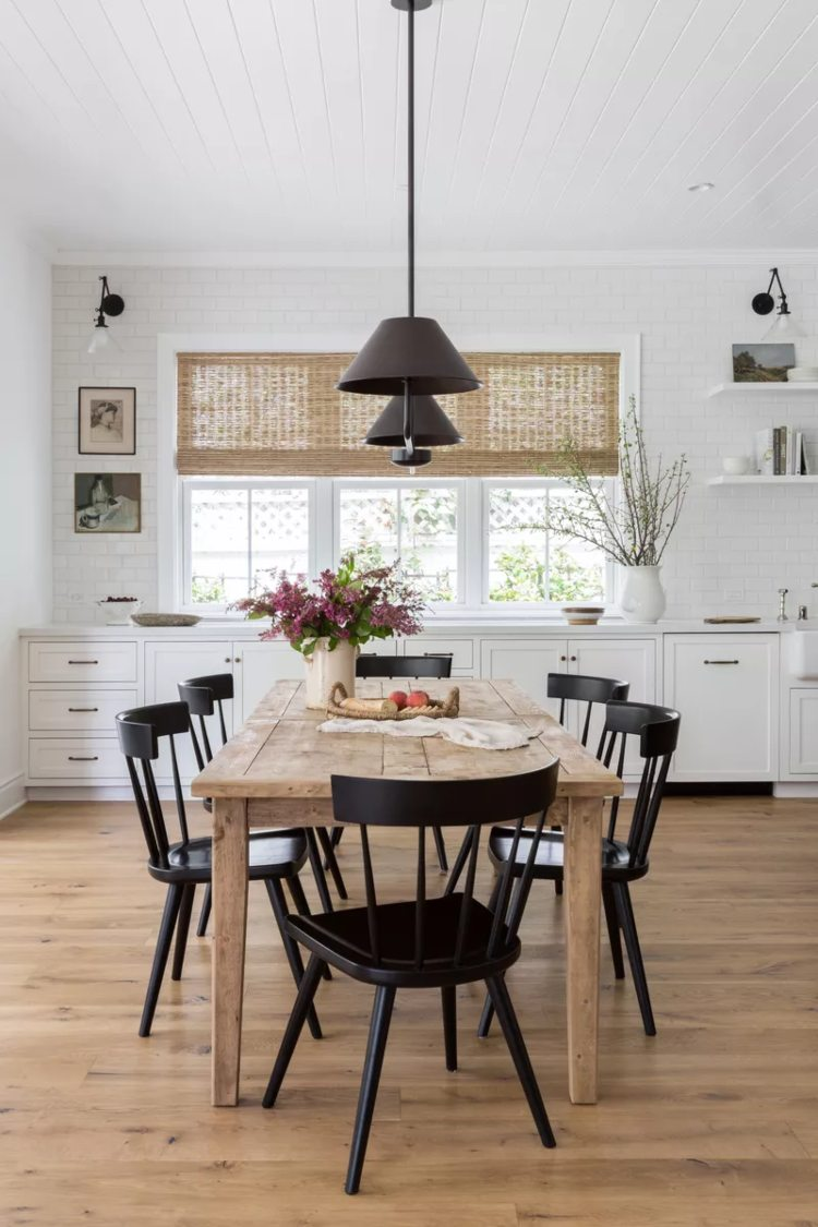 Farmhouse Chic - Dining Rooms that Will Take You to the Countryside farmhouse chic Farmhouse Chic – Dining Rooms that Will Take You to the Countryside Farmhouse Chic Dining Rooms that Will Take You to the Countryside 4